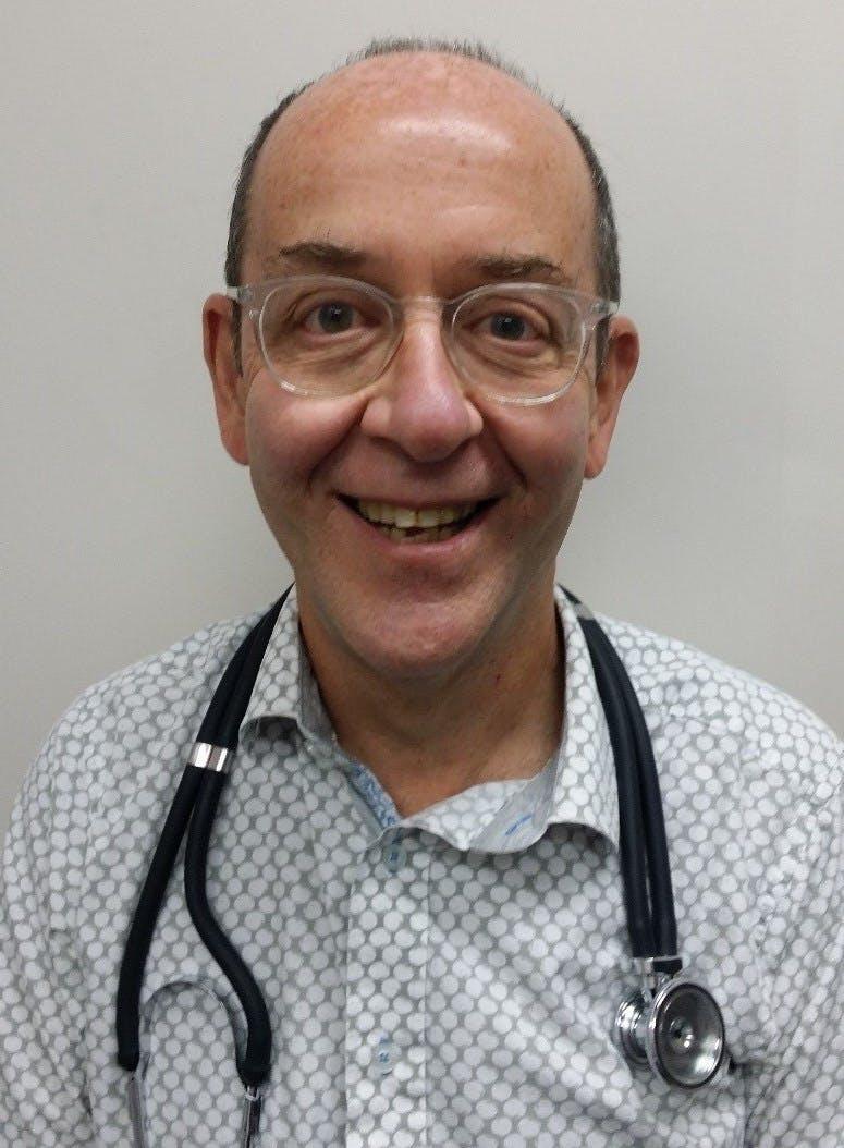 Photo of Dr Phillip Boltin