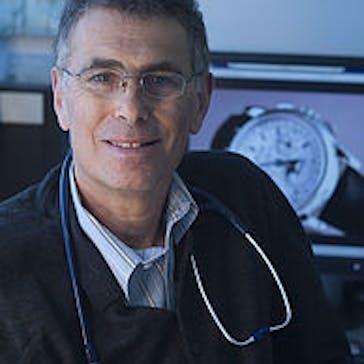 Dr David Bornstein Photo