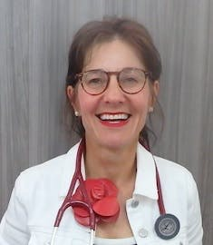 Photo of Dr Angela Bruce