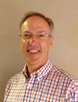 Photo of Dr Charles Bush
