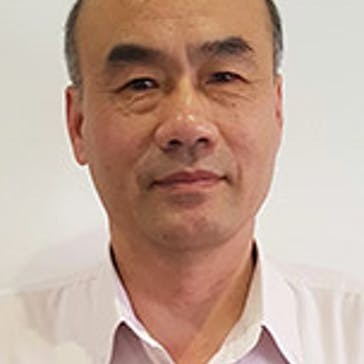 Dr Robert Cai Photo