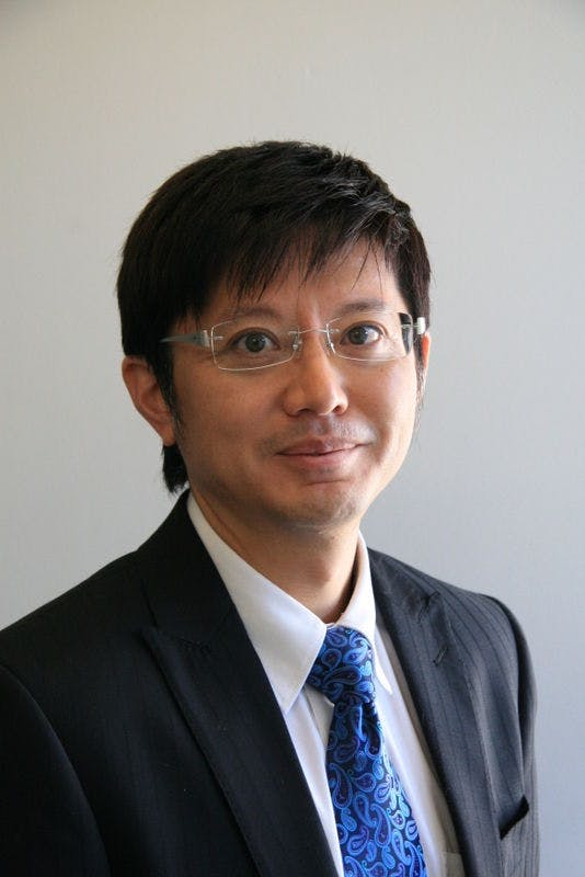 Photo of Dr Conrad Francis Shung Chiu