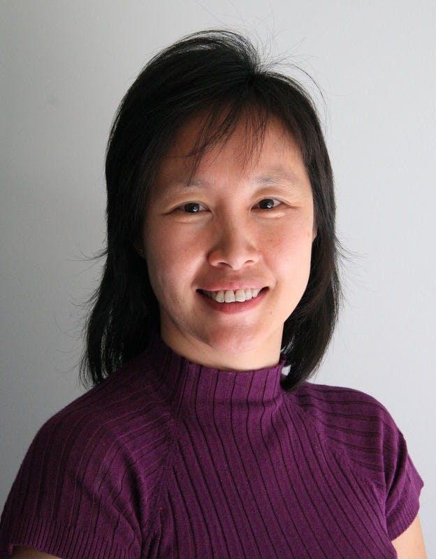 Photo of Dr Theresa Chiu