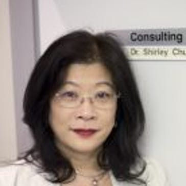 Dr Shirley Chu Photo