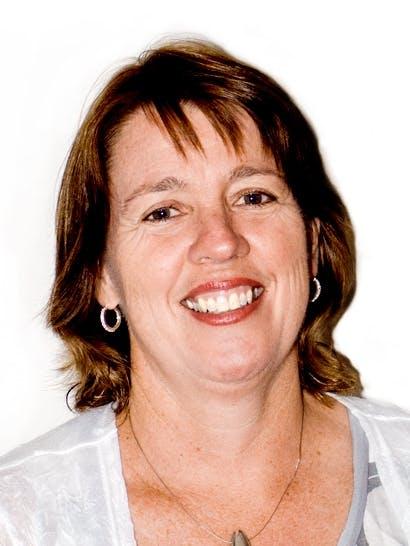 Photo of Dr Sue Corrigan