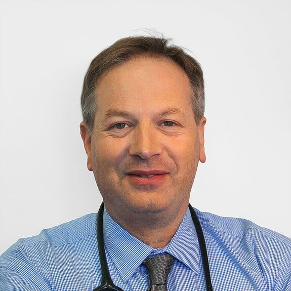 Photo of Dr Adrian DiMarco