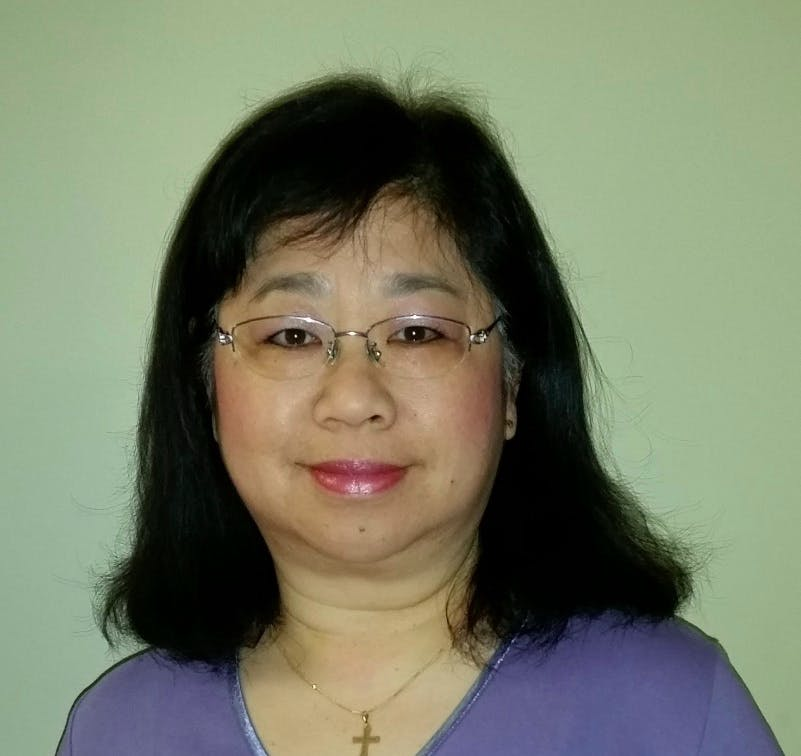 Photo of Dr Michel Hung