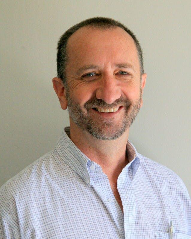 Photo of Dr Geoffrey Gidley