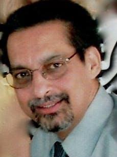 Photo of Dr Sriram Gopathy