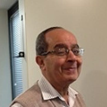 Dr Nabil Guindi Photo