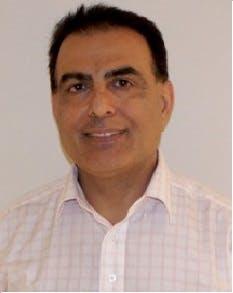 Photo of Dr Soroush Habibi