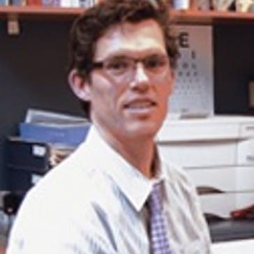 Dr John Henderson Photo