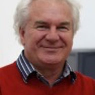 Dr John Hodgson Photo