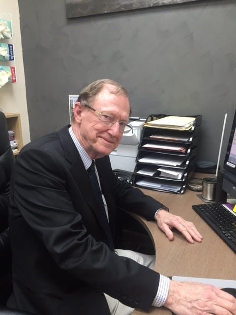 Photo of Dr Neil Jensen