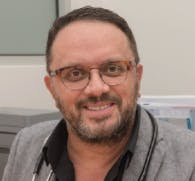 Photo of Dr Zoran Ilic