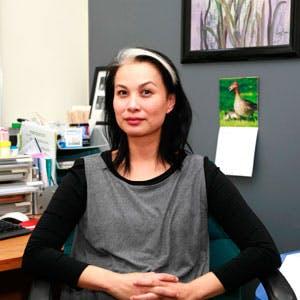 Photo of Dr Jean Khoo