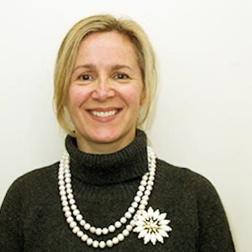 Dr Arete Kouteris Photo
