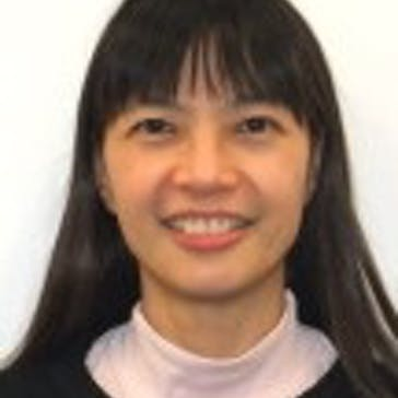 Dr Cathy Kan Photo