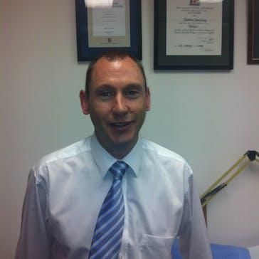 Dr Matthew Long Photo