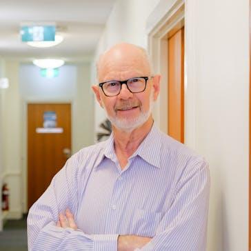 Dr Bernard Kessell Photo