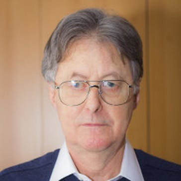Dr John Meaney Photo