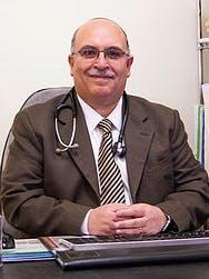 Photo of Dr Sameh Mikhail