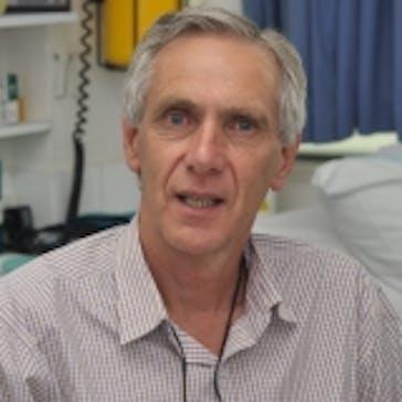 Dr Graeme Mulvey Photo