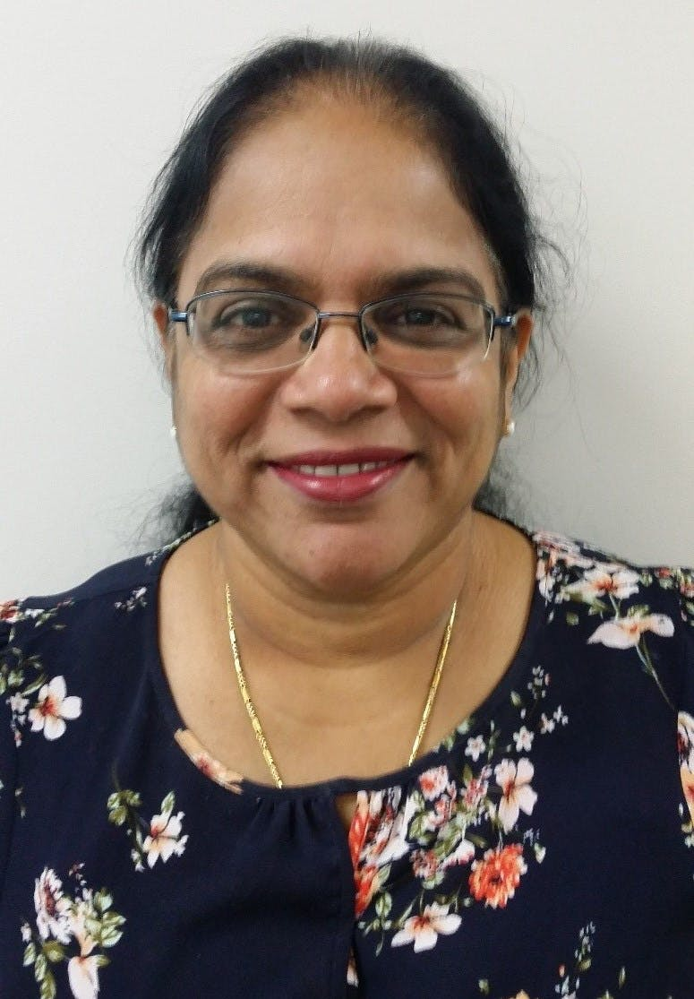 Photo of Dr Sridevi Naidu
