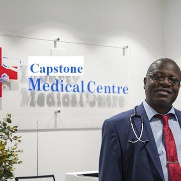 Dr Stephen OMIFOLAJI Photo