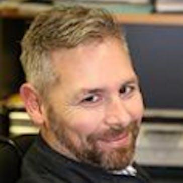 Dr Tim Phillips Photo