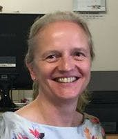 Photo of Dr Sarah Romilly