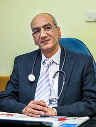 Photo of Dr Victor Salib