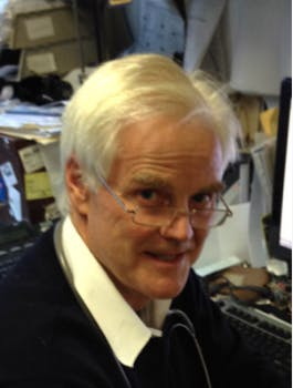 Photo of Dr Rowan Sawers