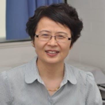 Dr Jenny Shao Photo