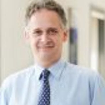 Dr Jonothan Stevenson Photo