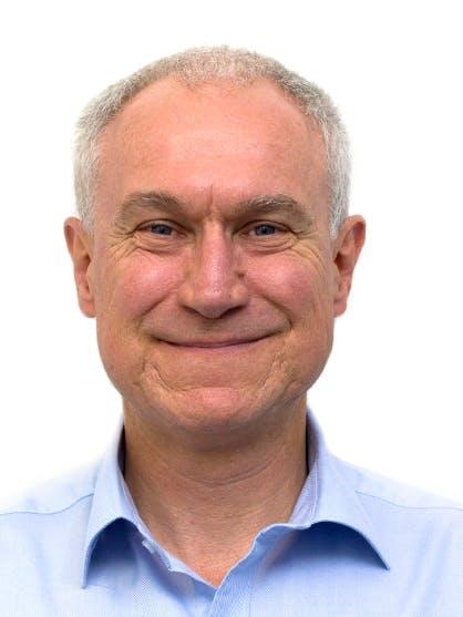 Photo of Dr Robert (Rob) Vorich