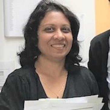Dr Indira Wattegama Photo
