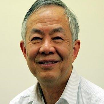 Dr Pak Wong Photo