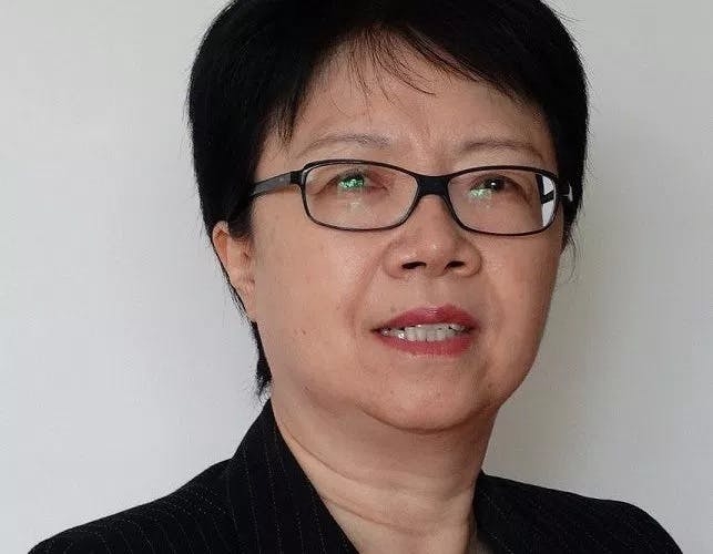 Photo of Dr Eva Wu