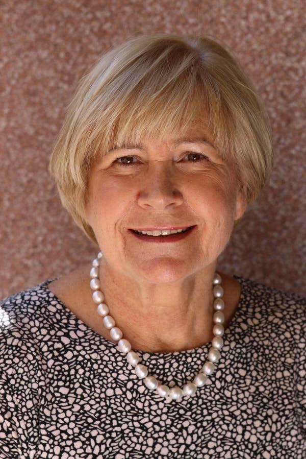 Photo of Dr Wanda (Maria) Wysocka-Grabinska