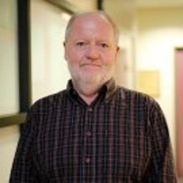 Dr Gordon Milne Photo