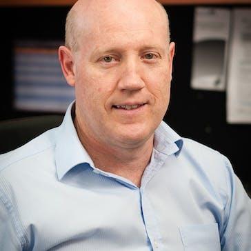 Dr David Morrison Photo