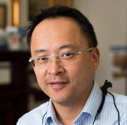 Photo of Dr Eric Poon