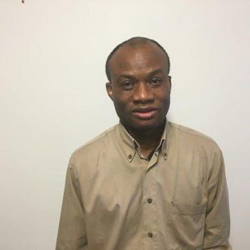 Dr Christopher Ogwu Photo