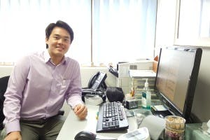 Photo of Dr Andrew Lim