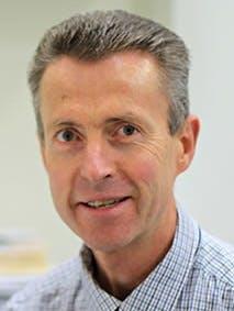Photo of Dr Nicholas (Nick) Van Wetering