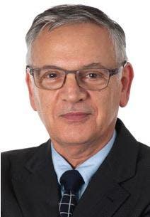 Photo of Prof George Andrew Varigos