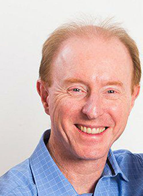 Photo of Dr Julian Lane