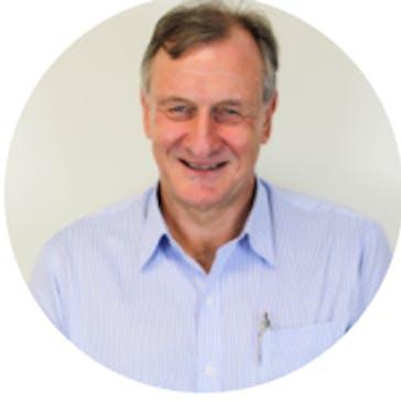 Dr Neville Blomeley Photo