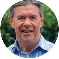 Photo of Dr John Denzin
